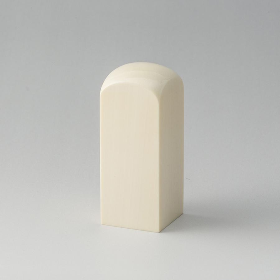 象牙 プレミアム 法人角印 寸胴 21mm